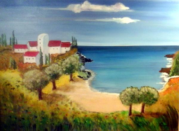 Gomez-village Grec