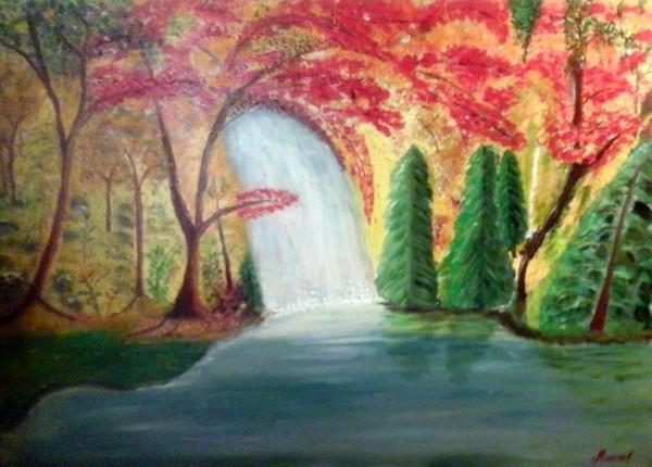 gomez-automne en foret